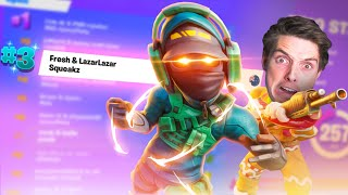 PRO FORTNITE WITH LAZARBEAM IS BACK!
