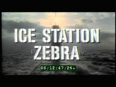 Ice Station Zebra is listed (or ranked) 28 on the list List of Films Scored By Michel Legrand