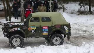 ЛАЙТ для НАСТОЯЩИХ ВНЕДОРОЖНИКОВ, 10 лет ГАЗ-69 КЛУБ off road 4x4