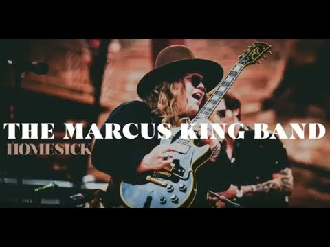 Ginger - New video from Marcus King Band features Red Rocks