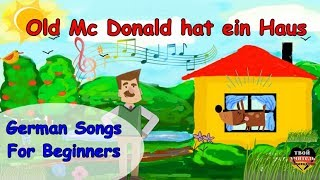 Old Macdonald had a farm IN GERMAN | Kids songs and videos - learn german