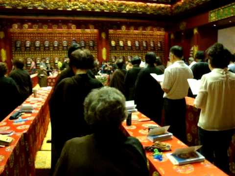Chinese Buddhism Chants in Singapore
