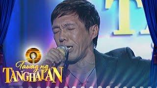 Tawag ng Tanghalan: Jaime Navarro | Said I Love You...But I Lied (Round 3 Semifinals)