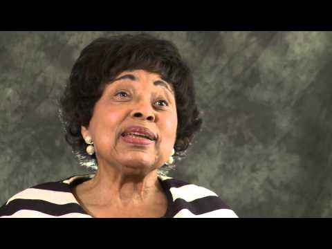 Civil Rights History Project: Dorothy Foreman Cotton