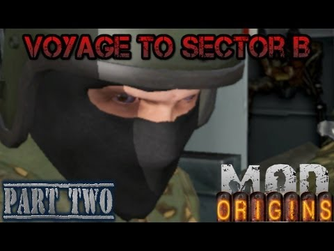 DayZ Origins: Voyage to Sector B - Part 2 - The terrorist who can't fly