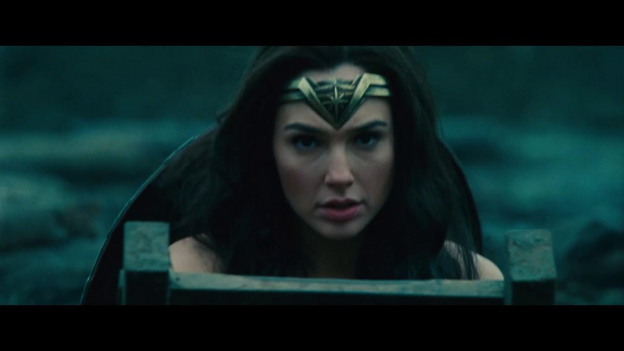 WONDER WOMAN - V kinách od 1.júna 2017 - trailerF3