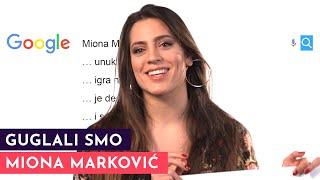 GUGLALI SMO: Miona Marković | S01E17
