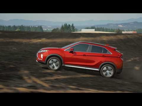 Тест-драйв Mitsubishi Eclipse Cross (10-минутная версия) // АвтоВести Online