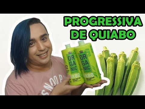 PROGRESSIVA DE QUIABO - Organic - Mundo Orgânico
