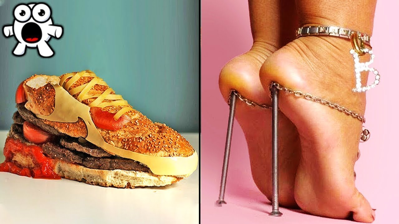The Craziest Shoes Ever Made