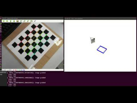 3  Object Tracking and Attitude / Pose Estimation Using Homography +