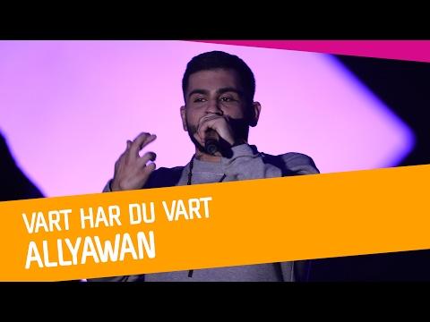 Allyawan - Vart har du vart