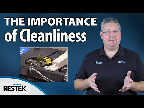 Keeping Your GC System Clean and Inert
