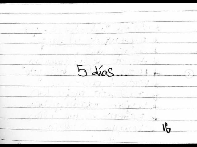 Cinco días para empezar a cambiarlo todo || Chispazo 03