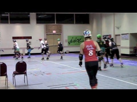 Pre-Hab: On-Skate Derby Warmup   Roller Derby Athletics