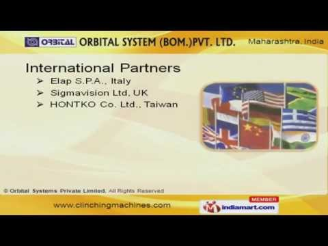Clinching Machines By Orbital Systems Private Limited, Nashik