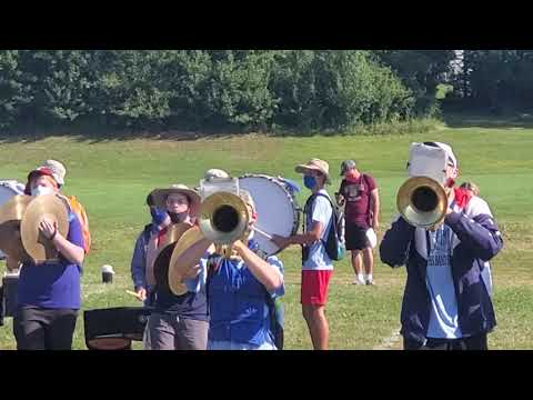Band Camp 2020 Thursday Morning Parents Preview