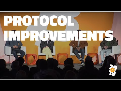 Bitcoin 2019: In Review: Protocol Improvement Outlooks