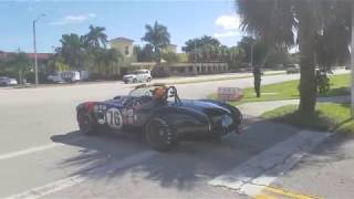Shelby 427 Cobra! Sweet Sound!