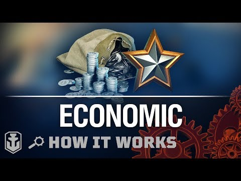 How it Works. Economic: XP and Credits | World of Warships