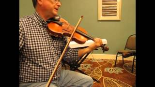Charlie Walden Teaches Tennessee Rag  - Teaching 1st Part
