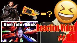 nerf john wick reaction ep 11