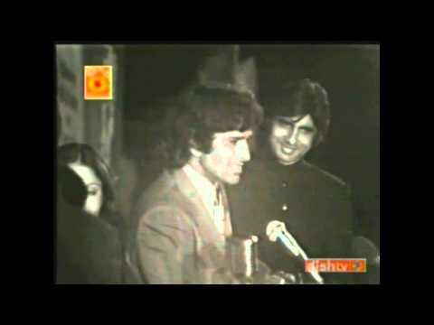 Amitabh Bachchan Live Alongwith Shashi Kapoor  RakhiRare  Exclusive