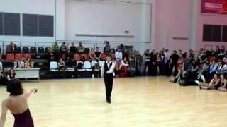 Чемпионат России по ДФ 2010 - ШОУ - Пьяные Танцы