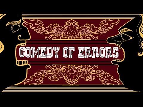 Shakespeare: Comedy of Errors - Summary and Analysis