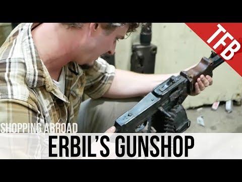 Iraq's Most Famous Gun Shop