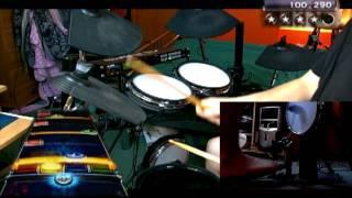 Green Day - Basket Case - Rock Band 3 Pro Drums 97% 5*