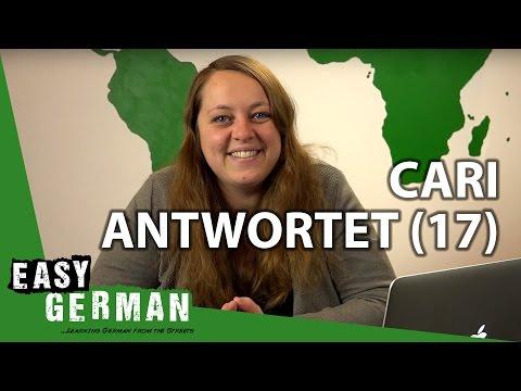 Cari Antwortet (17) - Religionen in Deutschland | Artikel + Namen | Weihnachtsgeschenke