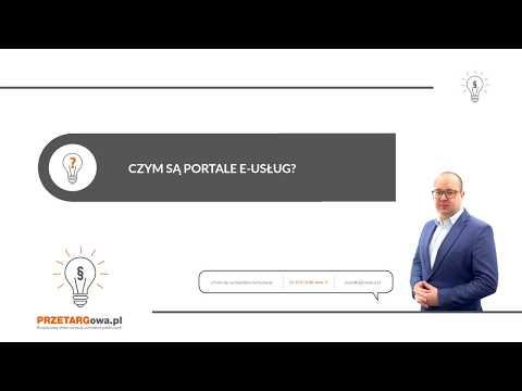 Czym Jest Portal E-Usług (platforma Zakupowa)?
