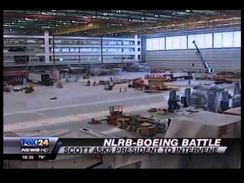 Right to Work Helps South Carolina Boeing Employees