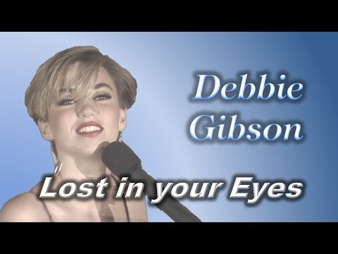 Debbie Gibson - Lost in your Eyes - F - legenda dupla - rock love - 089
