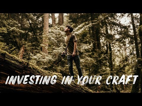 INVESTING in your craft (Vancouver Canada)