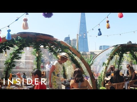 Why These Dining Pods In London Get 9,000 Bookings In A Day