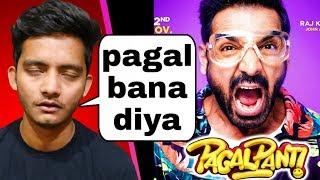Pagalpanti review: jaisa naam waisa kaam | Pagalpanti movie review by badal yadav