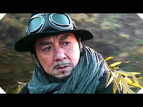RAILROAD TIGERS Full online (2017) Jackie Chan Action Movie HD