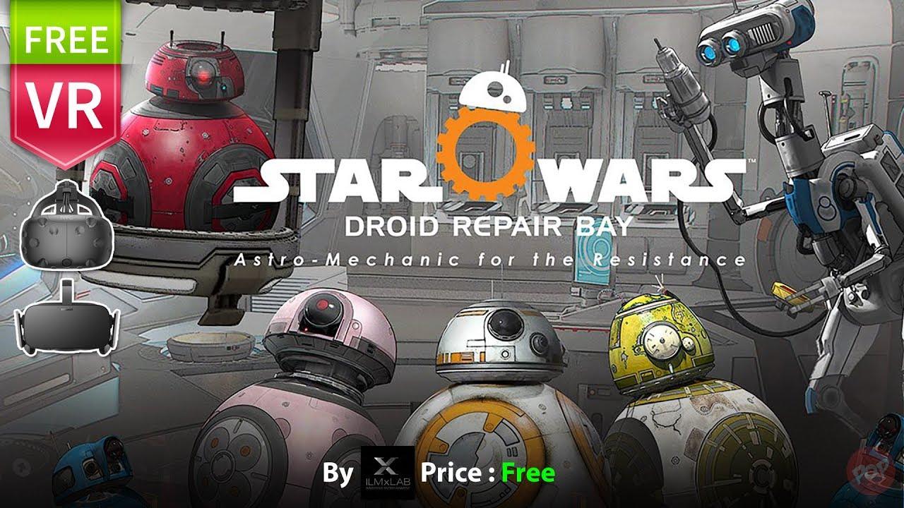 e79d4de911d Star Wars  Droid Repair Bay ...