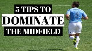 vuclip Center Midfield Soccer Tips