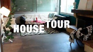 HOUSE TOUR, KITCHEN & LIVING ROOM ! Viens je t'emmène ❤