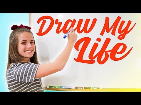DRAW MY LIFE || Shari Franke