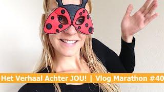 Storytelling , Het Verhaal Achter Jou! | Vlog Marathon #40