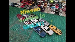 Hotwheels Review & Showcase - Nissan 300ZX TT & 2019 Nissan Series