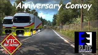 1st Anniversary of VTC Auf Achse | Official Video | Elite ENTERTAINMENT Production