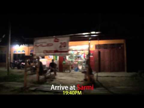 Jayapura to Sarmi, Papua Province(38) パプア州のジャヤプラからサルミへ