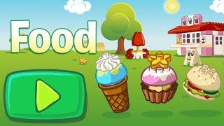 LEGO Duplo - Food playing baby games Top Best Apps Ipad iphone for Kids Играем игру Лего на айпаде