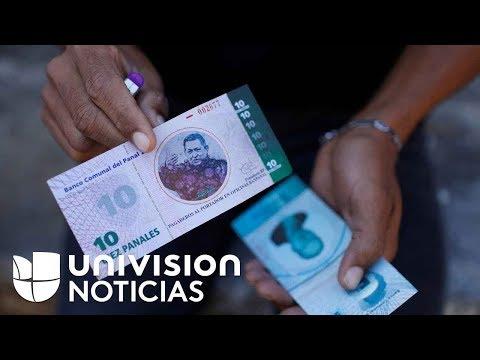 El 'panal', la nueva moneda que busca paliar la escasez de billetes en Venezuela