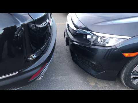2017 Honda CR-V Rear View Camera